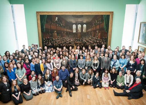 Jobs, Gallery staff