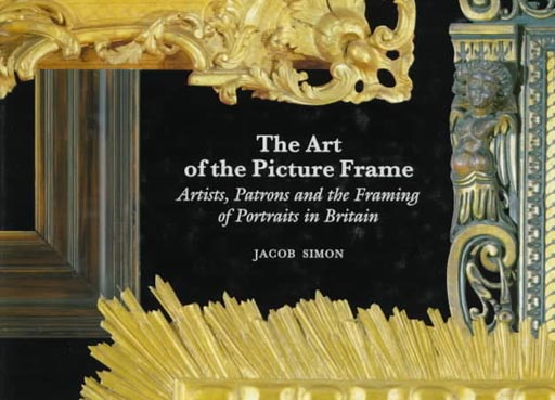 The Art of the Picture Frame, publication cover