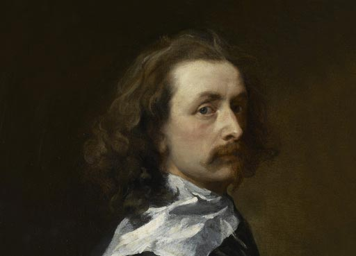 Research, painting of Sir Anthony van Dyck, Painter